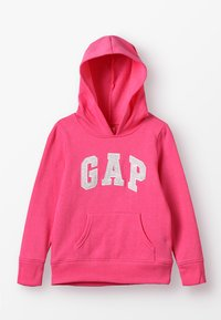 GAP - GIRLS ACTIVE LOGO HOOD - Bluza z kapturem - pink - 0