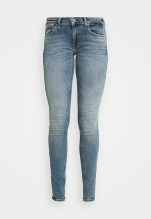 SOPHIE SKINNY  - Jeansy Skinny Fit - light blue denim