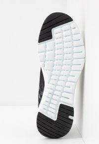 Skechers Sport - FLEX APPEAL 3.0 - Zapatillas - black/white/silver - 6
