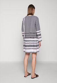 CECILIE copenhagen - DRESS - Denní šaty - black/stone - 2