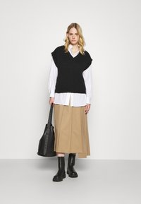 WEEKEND MaxMara - AMICA - A-line skirt - camel - 1