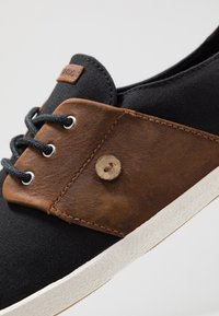 Faguo - CYPRESS - Trainers - black - 5
