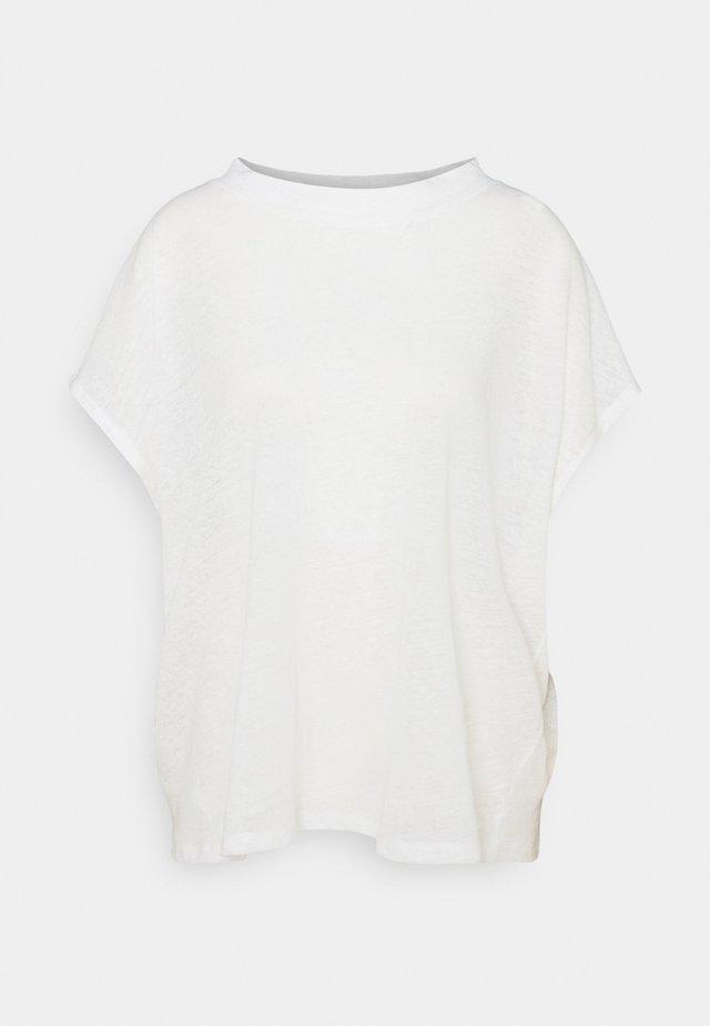 KYA - T-shirt print - snow white