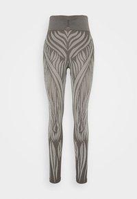 Yogasearcher - WILD - Leggings - moka - 0