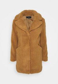 VMDONNA COAT  - Winter coat - tobacco brown