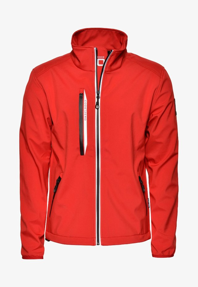 HALYARD - Outdoor jacket - red