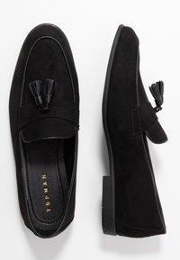 Topman - PIPER - Eleganckie buty - black - 1