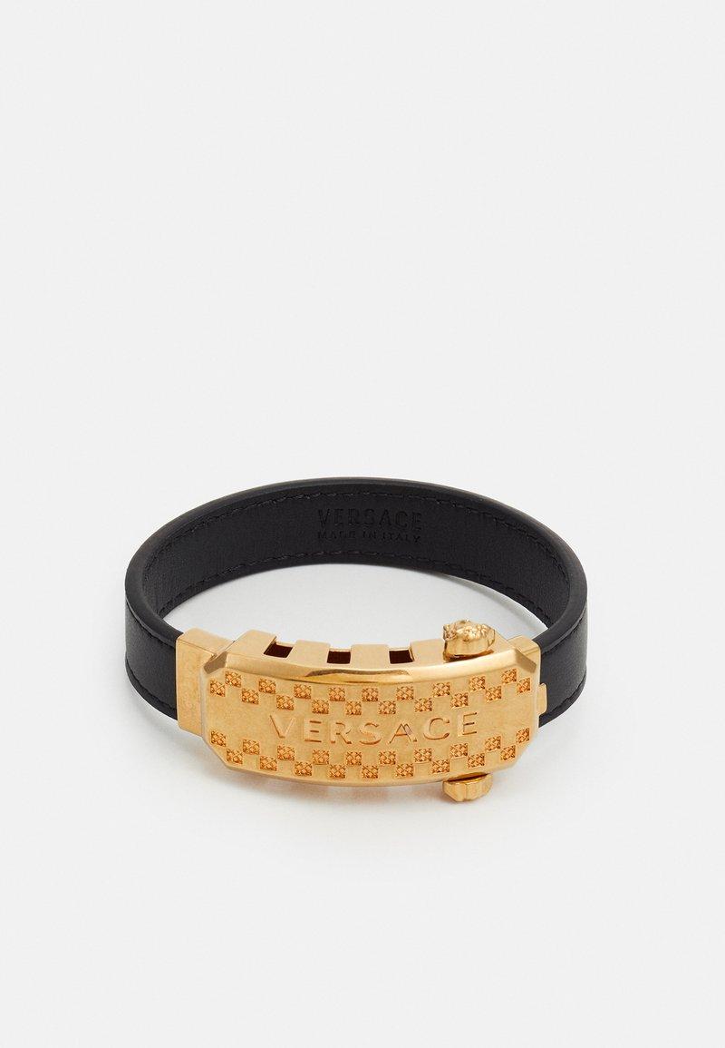 Versace - Bracelet - nero/oro tribute