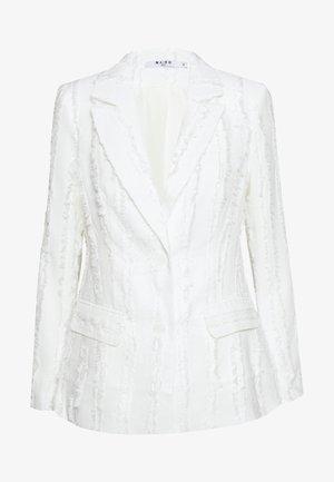 ZALANDO X NA-KD DETAIL BLAZER - Blazer - off white