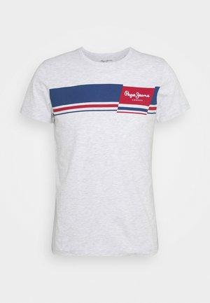 KADE - T-shirt med print - white