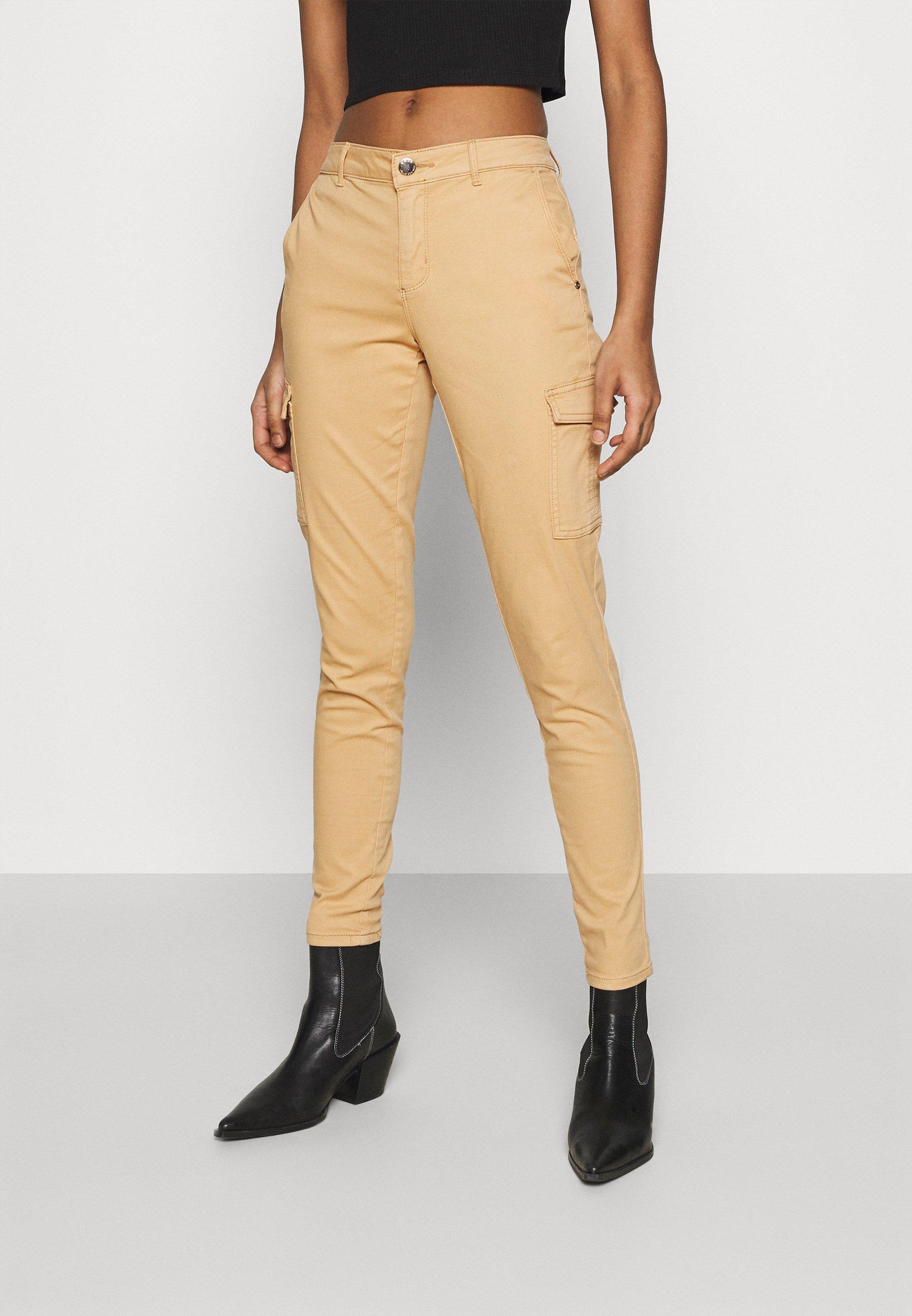 Women ONLNEW COLE MIRINDA PANT - Cargo trousers