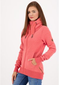 alife & kickin - VIVIANAK - Zip-up hoodie - candy - 3