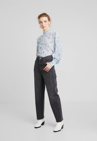 Levete Room - CLAUDIA - Button-down blouse - light blue - 1