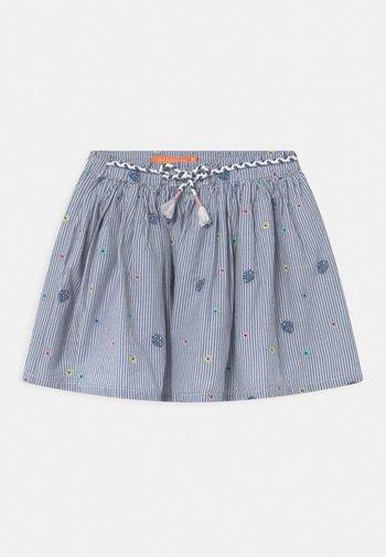 KID - Mini skirt - indigo blue