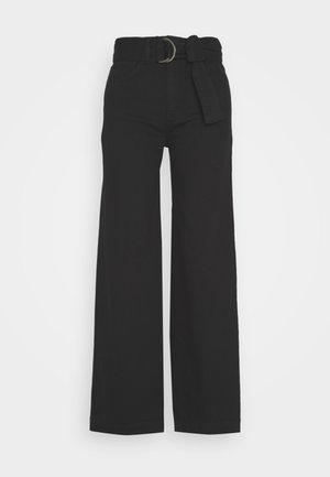 HAILEY JEANS - Trousers - black
