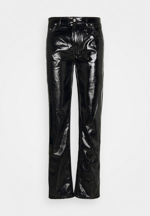 ROWAN  - Trousers - black