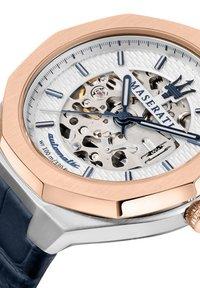 Maserati - AUTOMATIKUHR STILE - Watch - blau/silber - 5