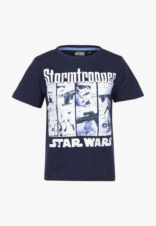 STAR WARS - Print T-shirt - blau