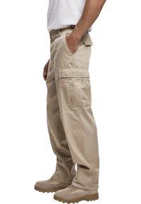 Brandit - Cargo trousers - beige - 4