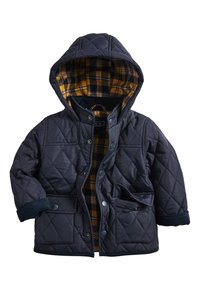 Next - KHAKI QUILTED JACKET (3MTHS-7YRS) - Winter jacket - blue - 0