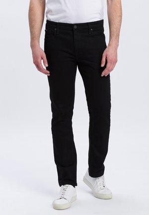 DAMIEN - Straight leg jeans - black