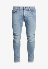 519™ EXT SKINNY HI-BALLB - Jeans Skinny Fit - pickels