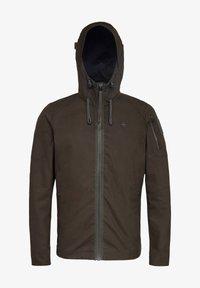 G-Star - BATT ZIP - Outdoor jacket - asfalt - 4
