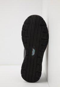 Skechers - FLEX ADVANTAGE - Zapatillas - black - 4