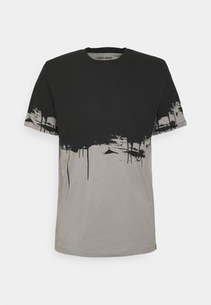 JORBRUCK TEE CREW NECK - Print T-shirt - griffin