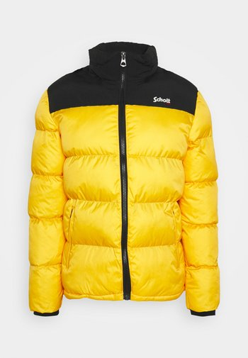 UTAH UNISEX - Winter jacket - yellow