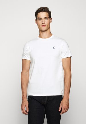 SHORT SLEEVE - Basic T-shirt - nevis