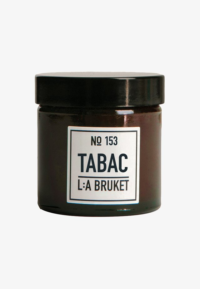 CANDLE 50G - Scented candle - no.153 tabac