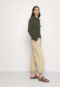 Dr.Denim - JAY PANT - Jeans straight leg - sand - 3