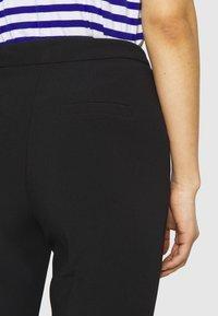 Anna Field - BASIC BUSINESS PANT SLIM LEG - Trousers - black - 3