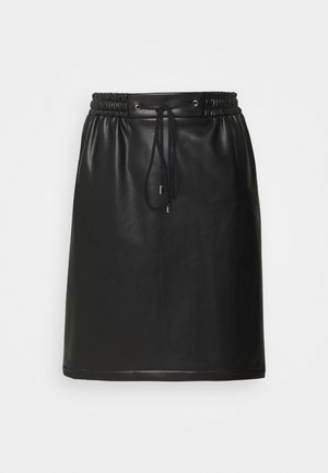 RELANI - Mini skirt - black