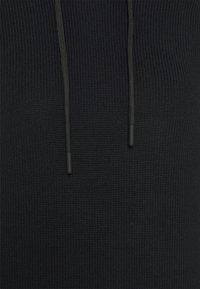 edc by Esprit - Pletené šaty - black - 2