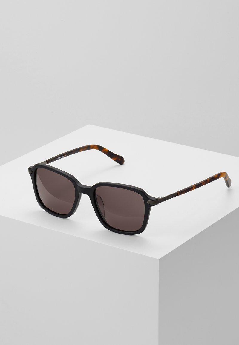 Fossil - Sunglasses - black