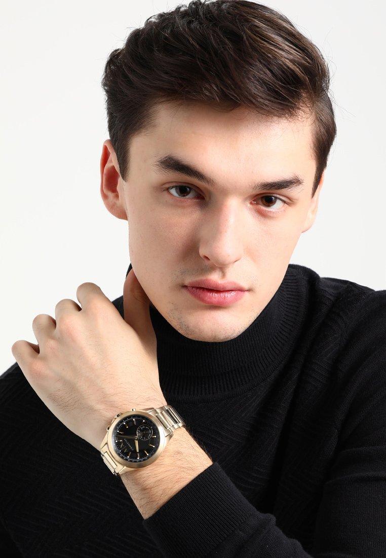 Armani Exchange Connected - Smartwatch - gebürstet/glänzend/goldfarben