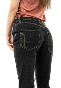 PLEASE - Slim fit jeans - noir - 3