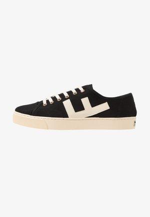 RANCHO - Sneakersy niskie - black/ivory