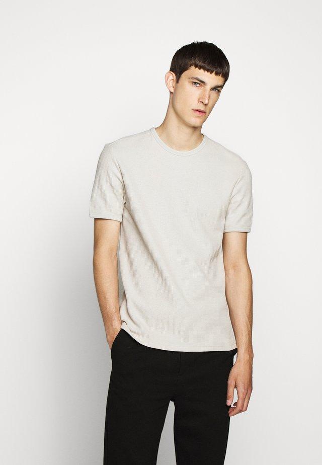 MARIO  - T-shirt basique - cloud grey