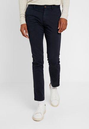 BLEECKER - Pantalones chinos - blue