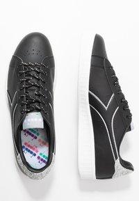 Diadora - GAME  - Sneaker low - black - 3