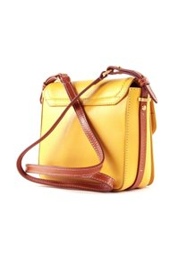 The Bridge - CORSINI  - Across body bag - limone / cognac