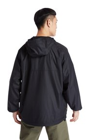 Timberland - WP HOODED SHELL - Regnjacka - black - 2