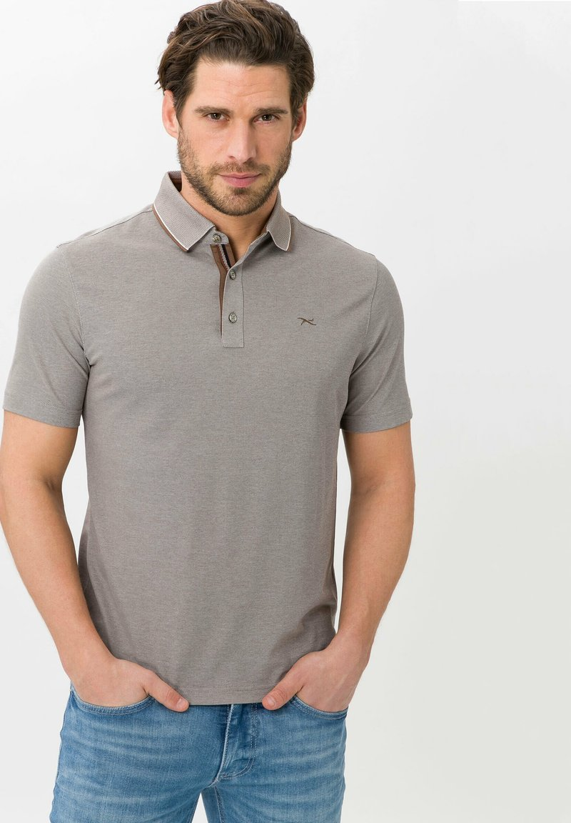 BRAX - STYLE PETTER - Polo shirt - scotch