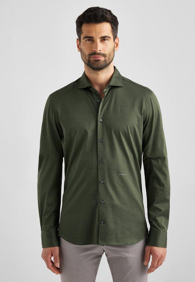 FILODISCOZIA - Overhemd - olive