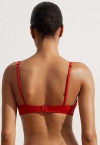 OYSHO - Bikinitop - red - 2