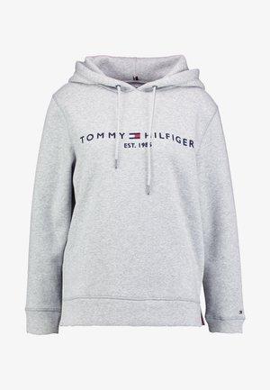 HOODIE - Kapuzenpullover - grey