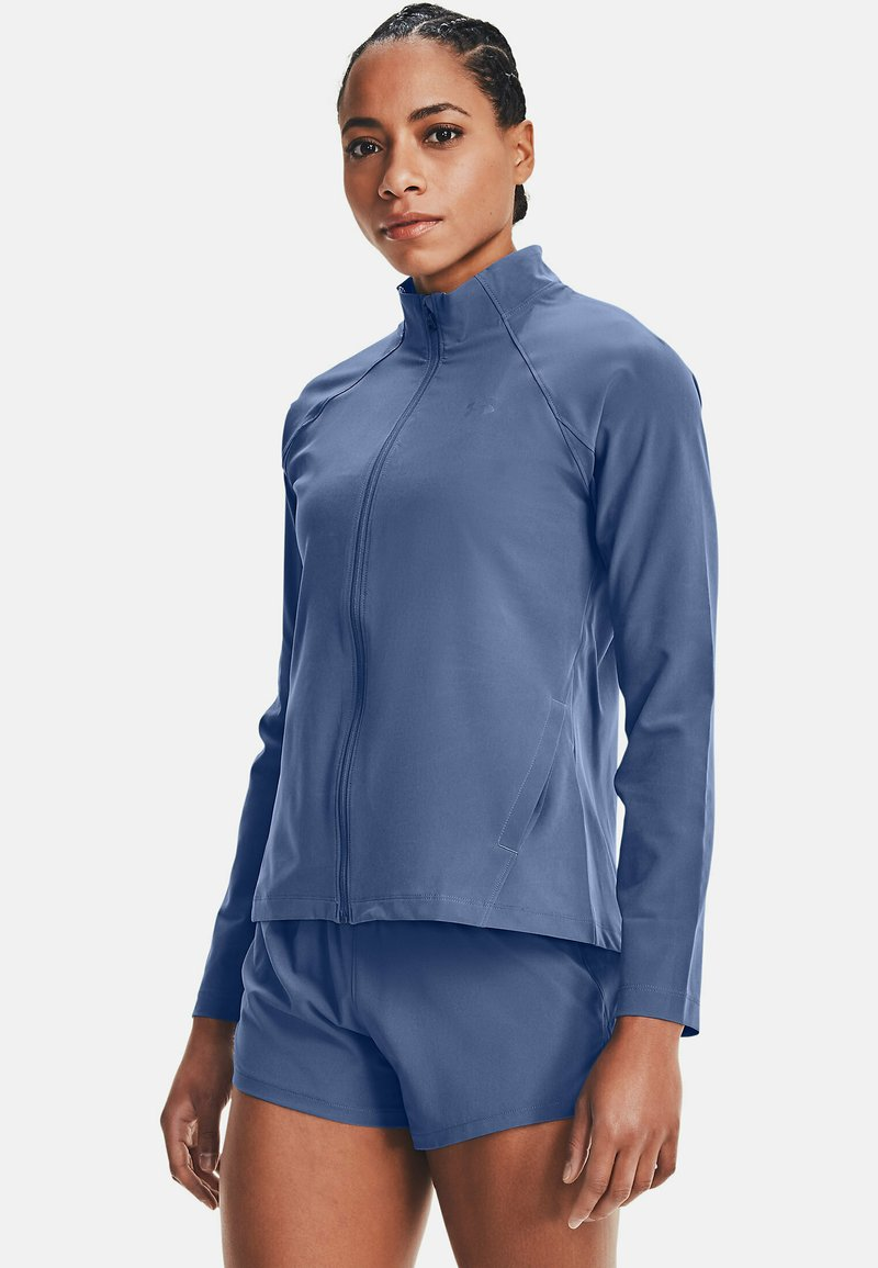 Under Armour - LAUNCH 3.0 STORM JACKET - Sports jacket - mineral blue